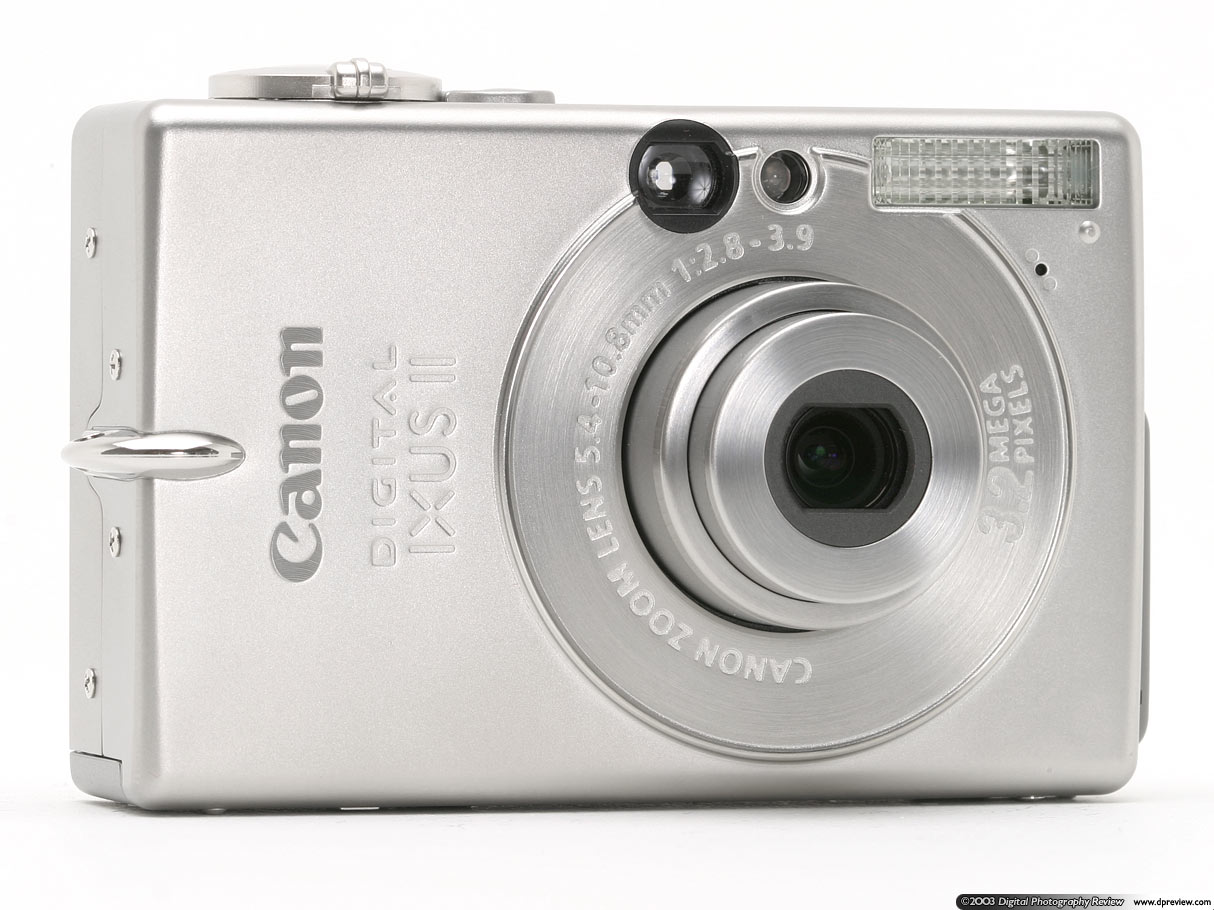 Canon PowerShot SD100 (Digital IXUS II) Review: Digital Photography Review