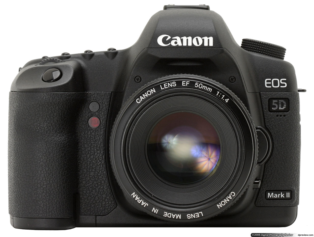 Canon EOS 5D Mark II In-depth Review: Digital Photography Review Canon