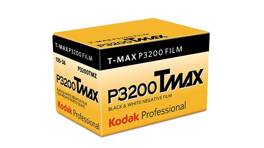 Kodak Alaris is bringing back T-Max P3200 high-speed B&W film