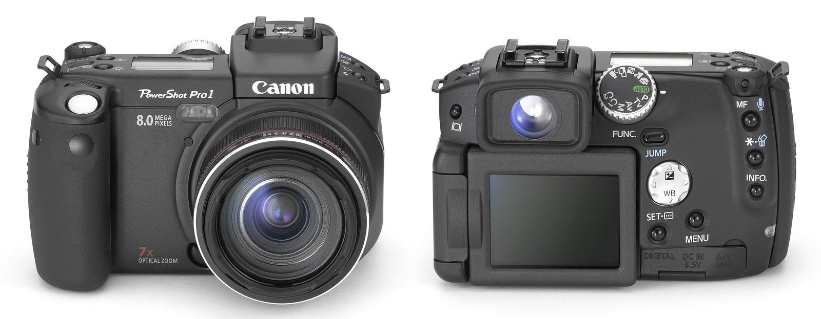 Canon PowerShot Pro1 Camera Twain Driver (2019)