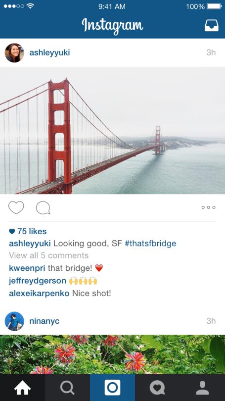 We should instagram post
