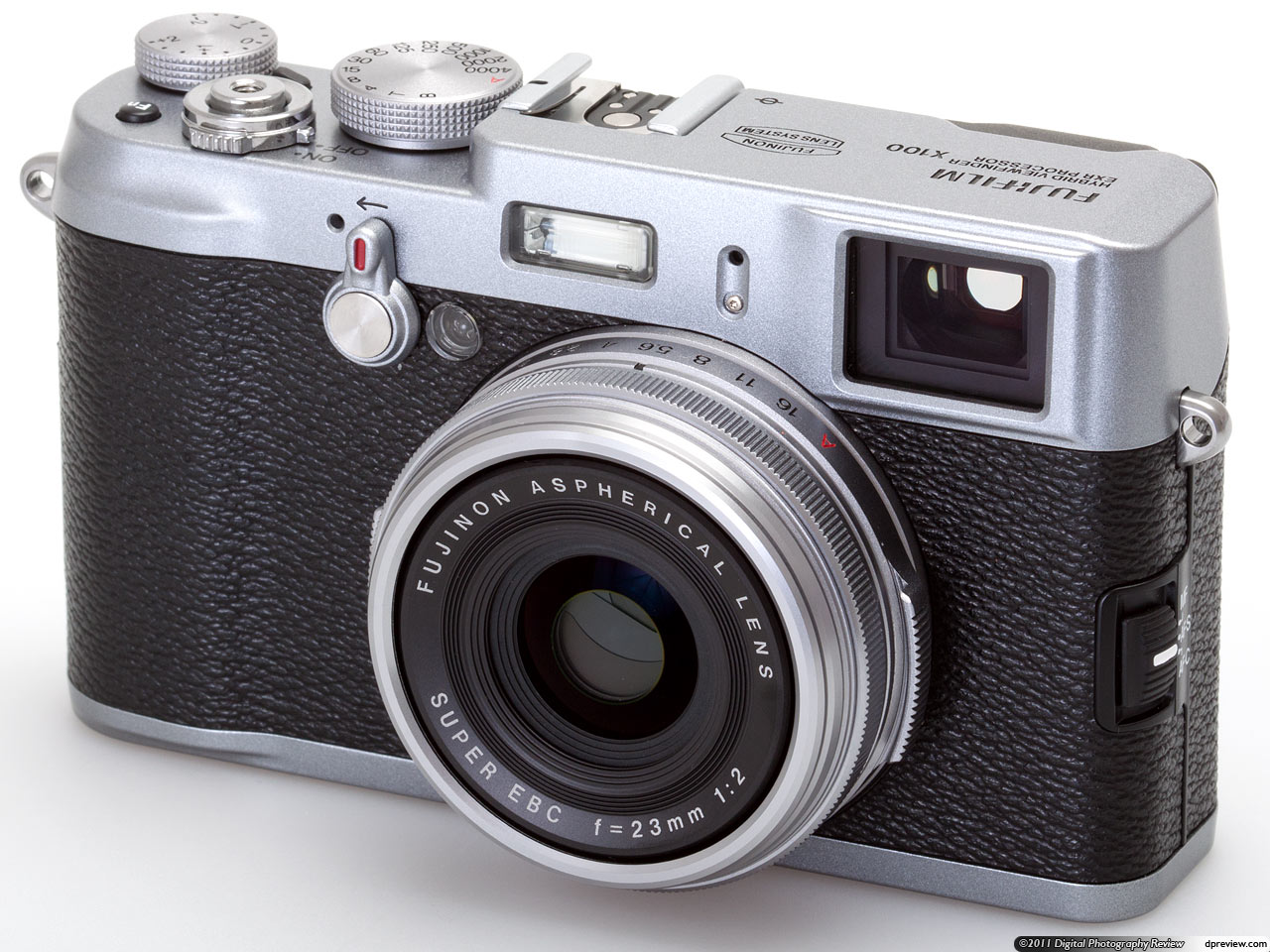 Fujifilm FinePix X100 In-Depth Review: Digital Photography ...
