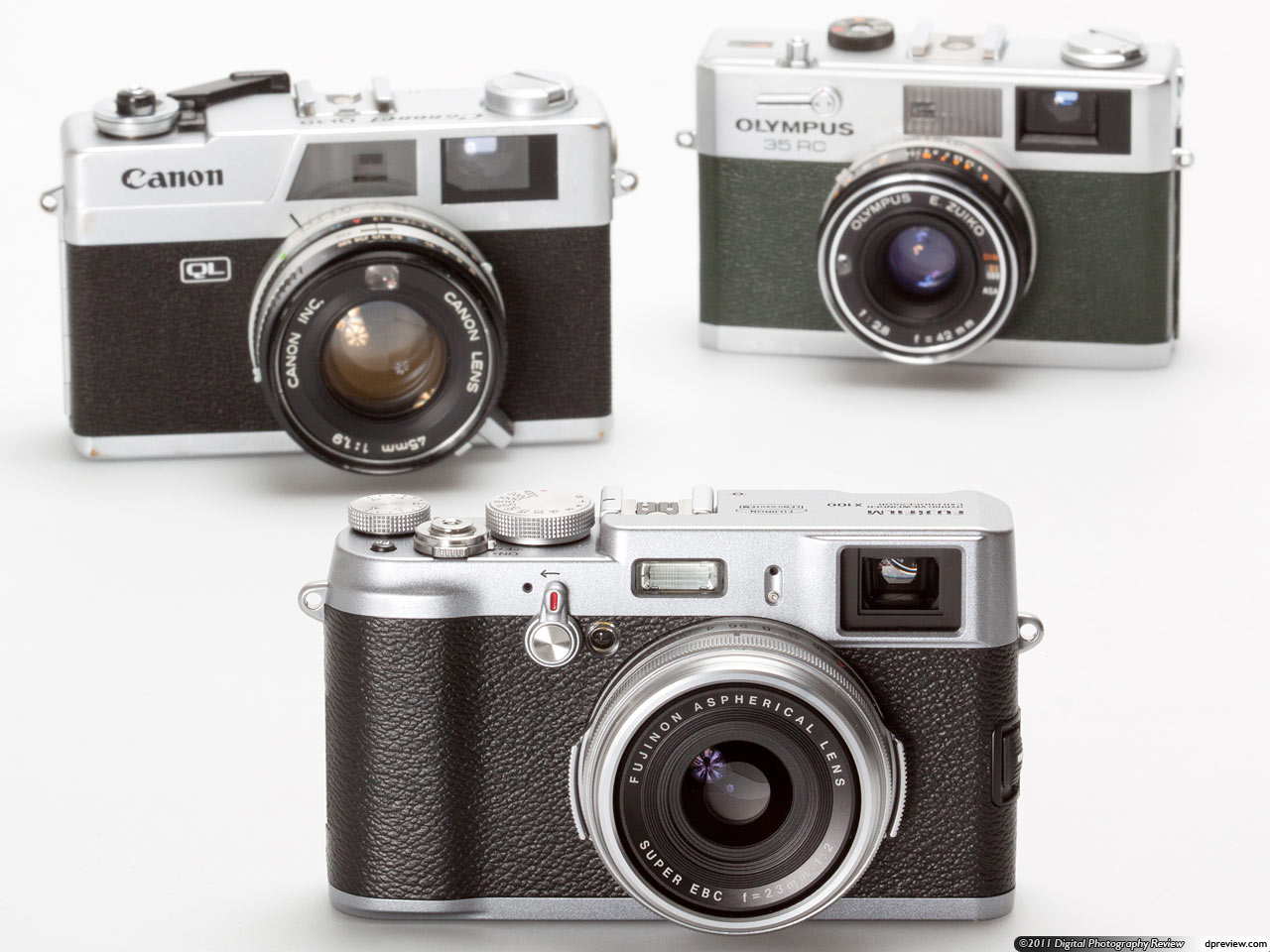 Fujifilm FinePix X100 In-Depth Review: Digital Photography ...