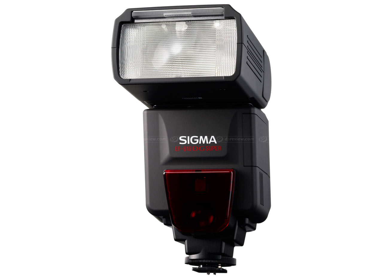 Sigma Introduces Ef 610 Dg Super Flash Digital Photography Review