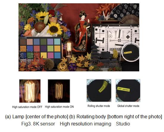 Panasonic unveils 'industry-first' 8K organic image sensor with