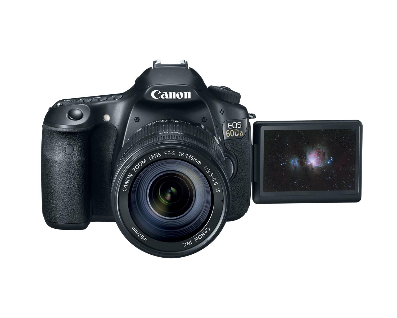 Canon launches EOS 60Da DSLR for astrophotography: Digital ...