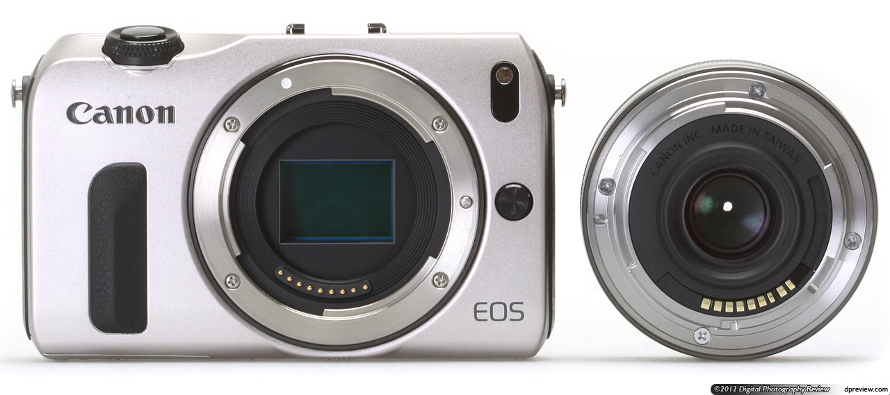 Canon EOS M hands-on preview: Digital Photography Review