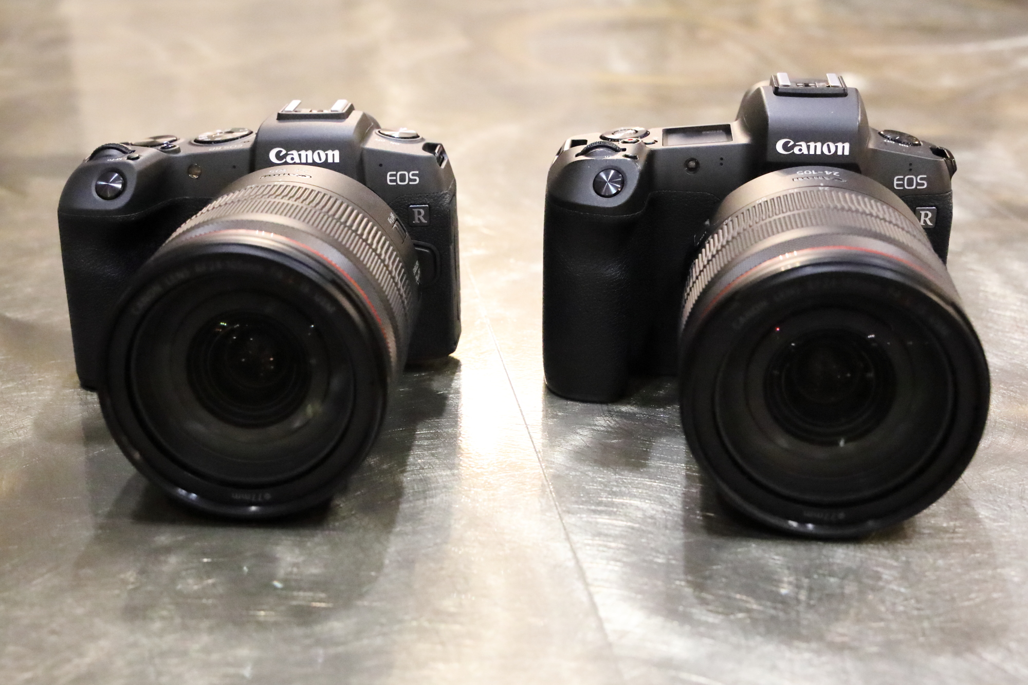 Hands-on with the Canon EOS RP - Anum World