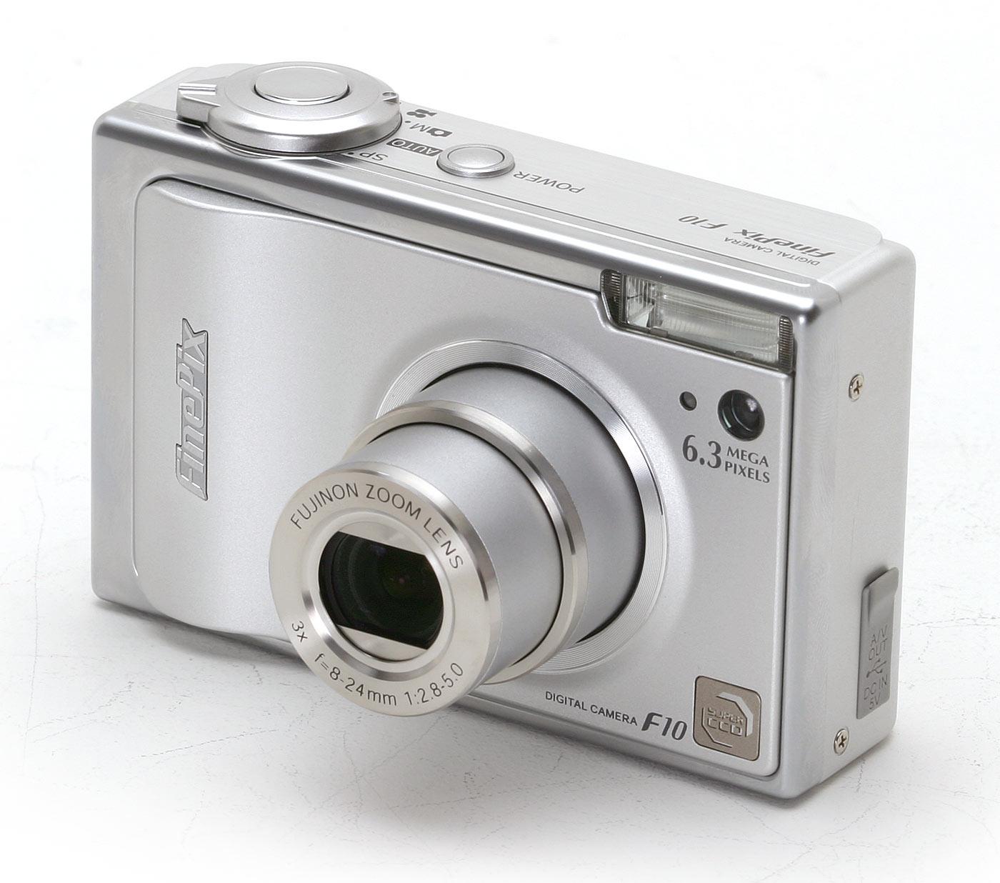 Fujifilm finepix f10 review digital photography review for Fujifilm finepix s5600 prix neuf