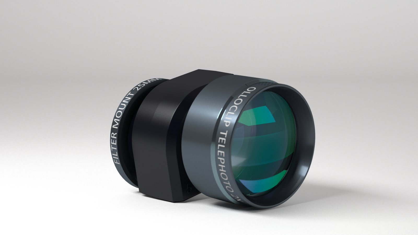 Iphone  Telephoto Lens Review