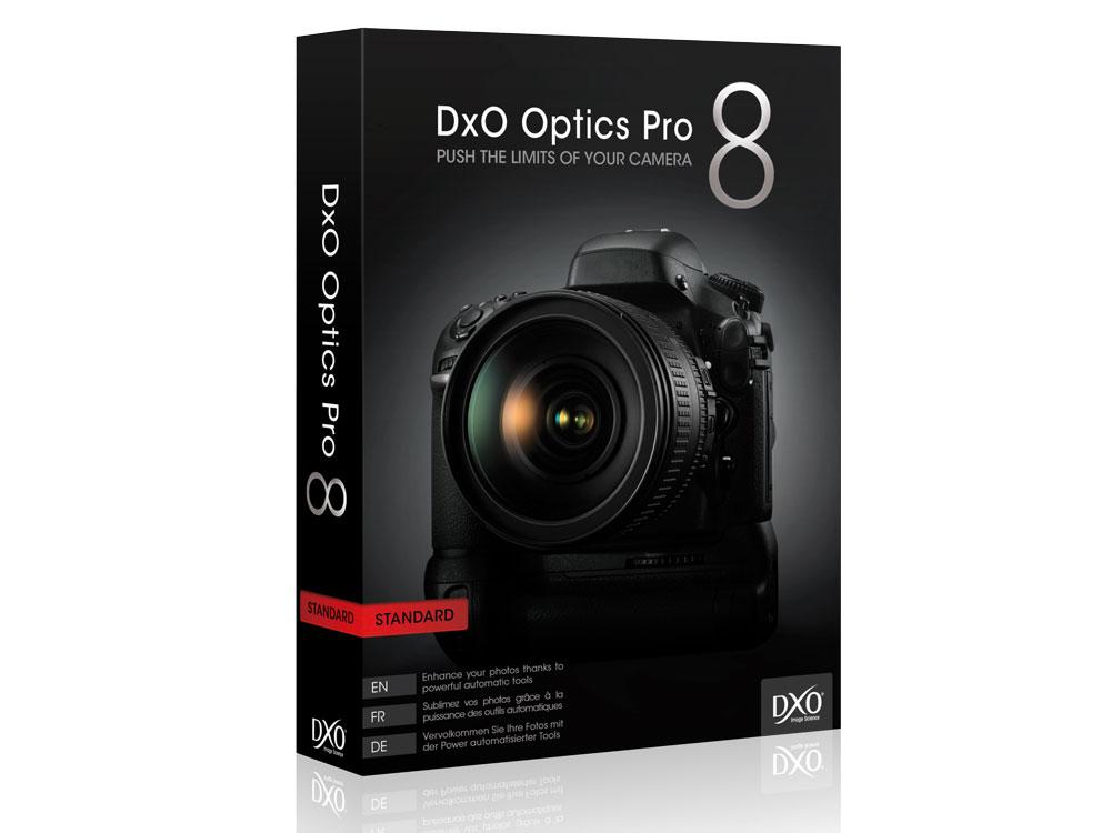 Dxo Optics Pro 8 Download Mac