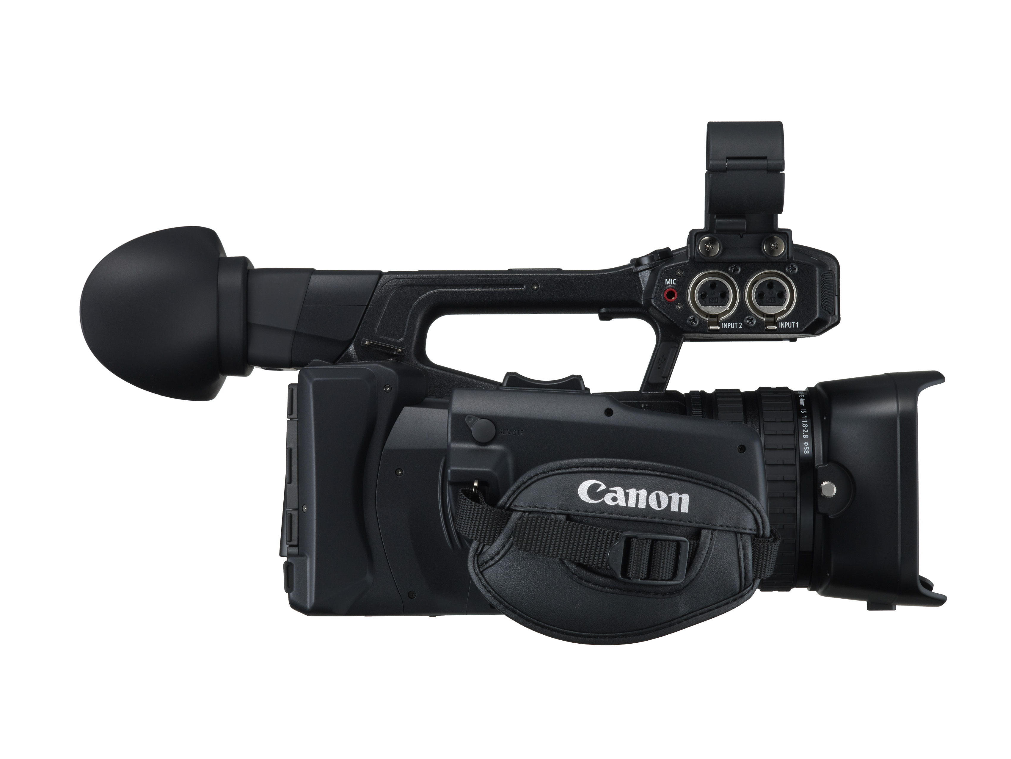 NEW CANON XF205 AND XF200 PROFESSIONAL CAMCORDERS? DELIVER IDEAL PERFORMANCE FOR RUN-AND-GUN CINÉMA VÉRITÉ FILMMAKERS  sc 1 st  DPReview & Canon launches XF205 and XF200 HD professional camcorders: Digital ...