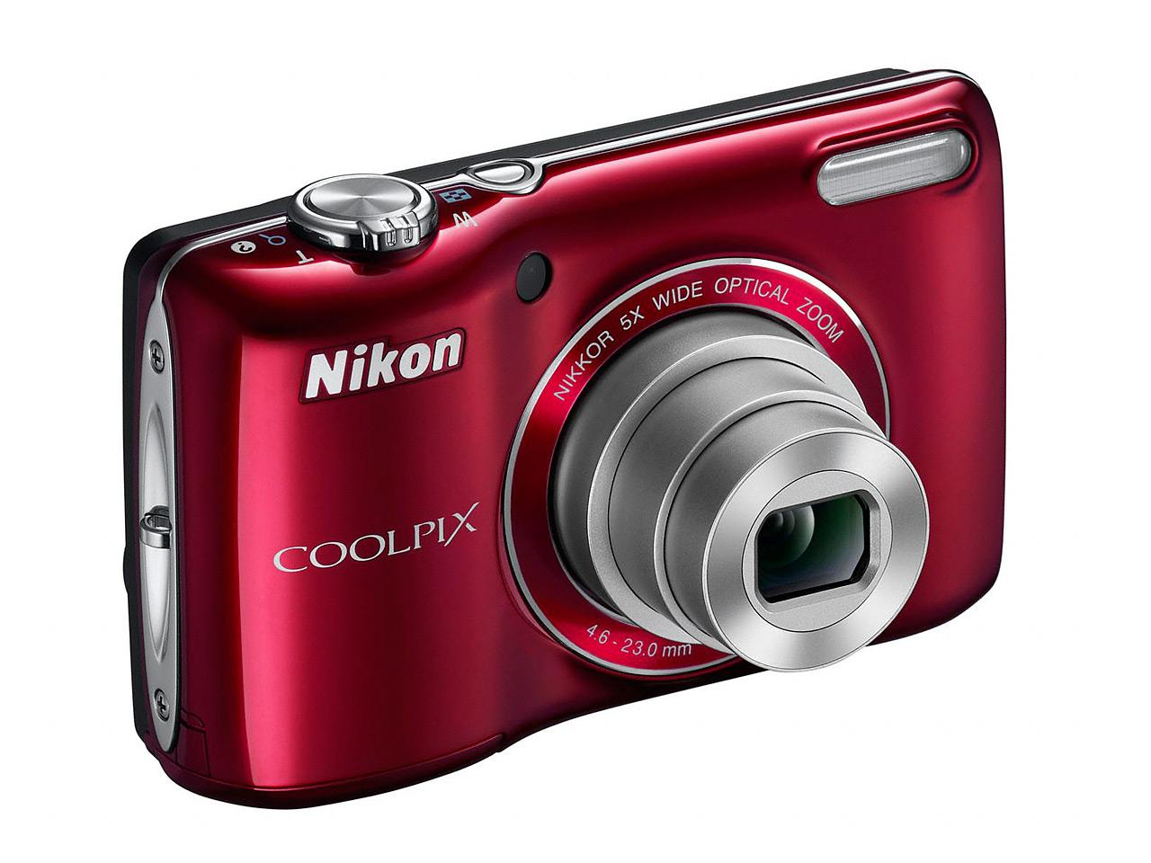 Nikon Updates Compact Lineup Including Coolpix S30 Entry Level L810 L26