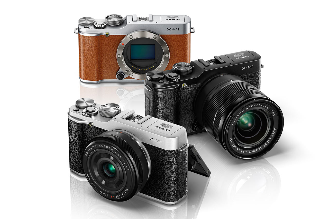 Fujifilm X-M1 Review: Digital Photography Review