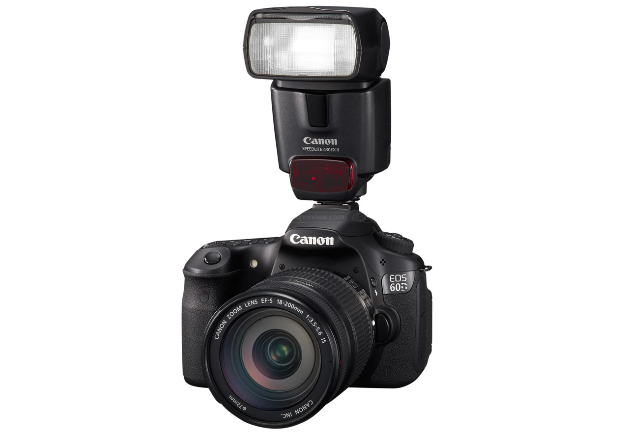 Canon EOS 60D DSLR announced and previewed: Digital Photography Review
