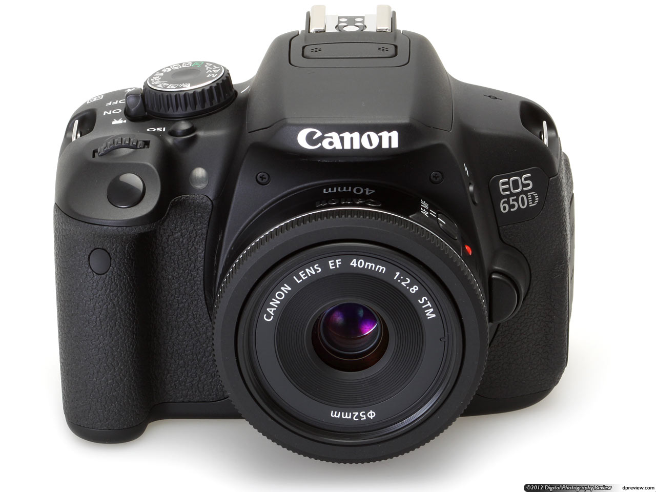Canon EOS 650D/Rebel T4i In-Depth Review: Digital ...