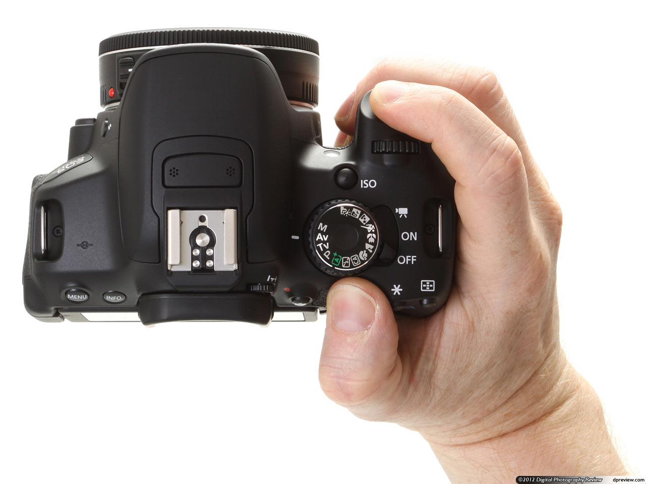 Canon EOS 650D/Rebel T4i In-Depth Review: Digital