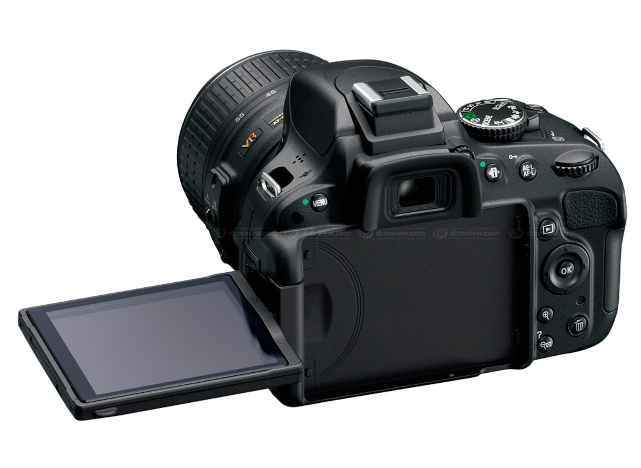 nikon d5100 announced and previewed digital photography review