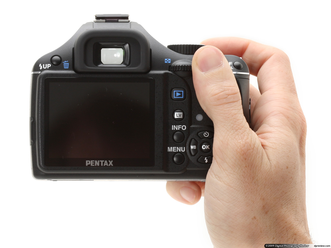 pentax k x brief hands on digital photography review