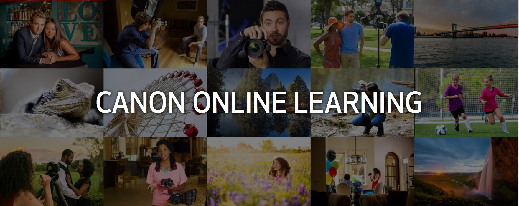 Canon Usa Launches New Online Photography Courses Digital Photography Review