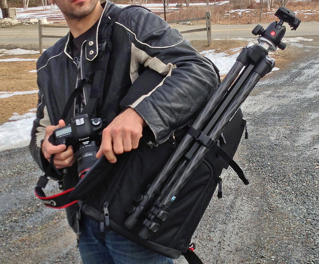 Tamrac Evolution 9 Photo Backpack Review: Digital Photography Review