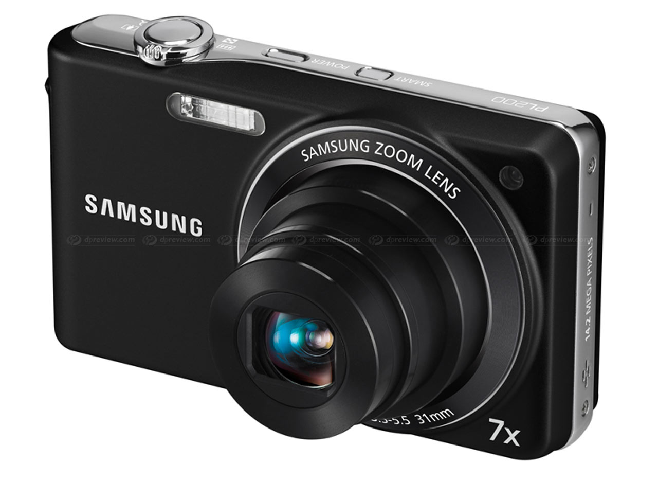78f25432f8d6c Samsung launches PL200 budget compact camera  Digital Photography Review