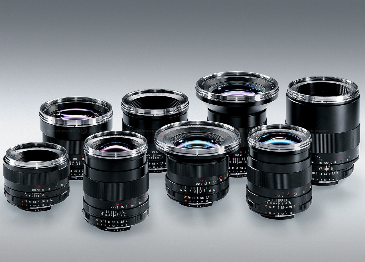 Zeiss launches ZF 2 lenses with CPUs for Nikon: Digital Photography