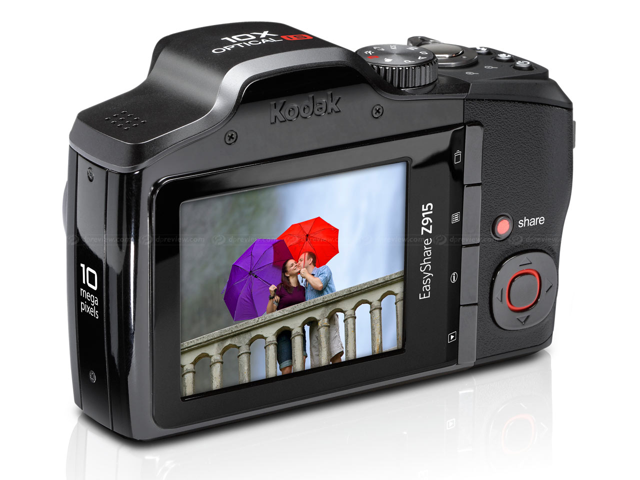 Kodak launches EasyShare Z915: Digital Photography Review