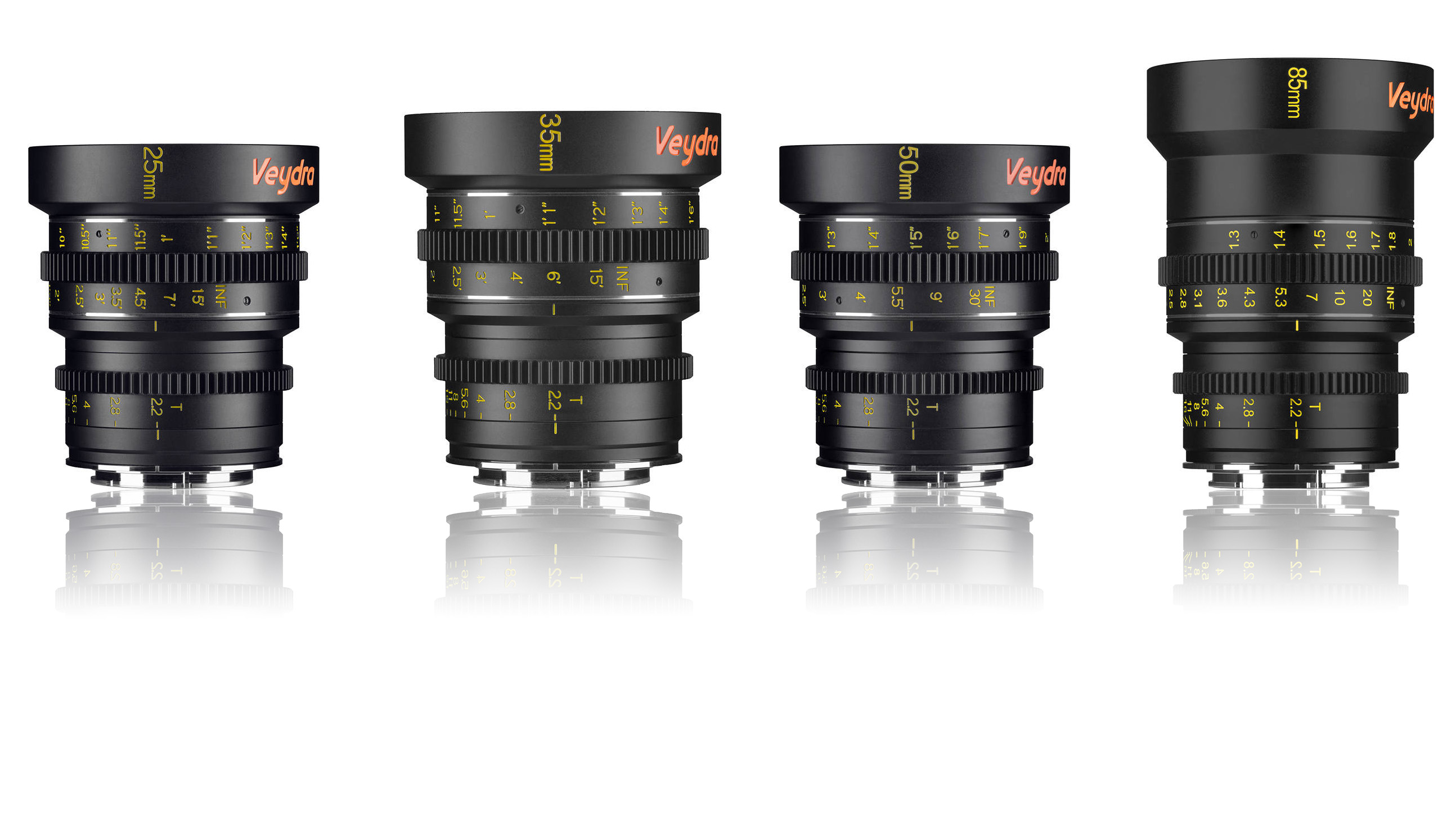 Lensrentals: Cheap Veydra Mini Prime lenses are \'optically excellent ...