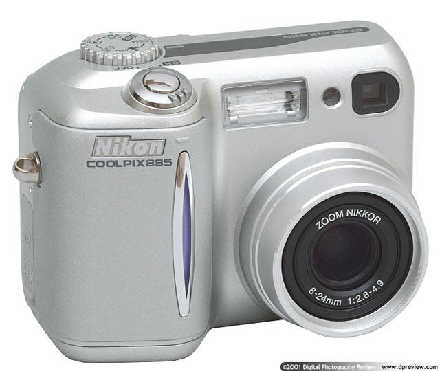 nikon coolpix 885 manual