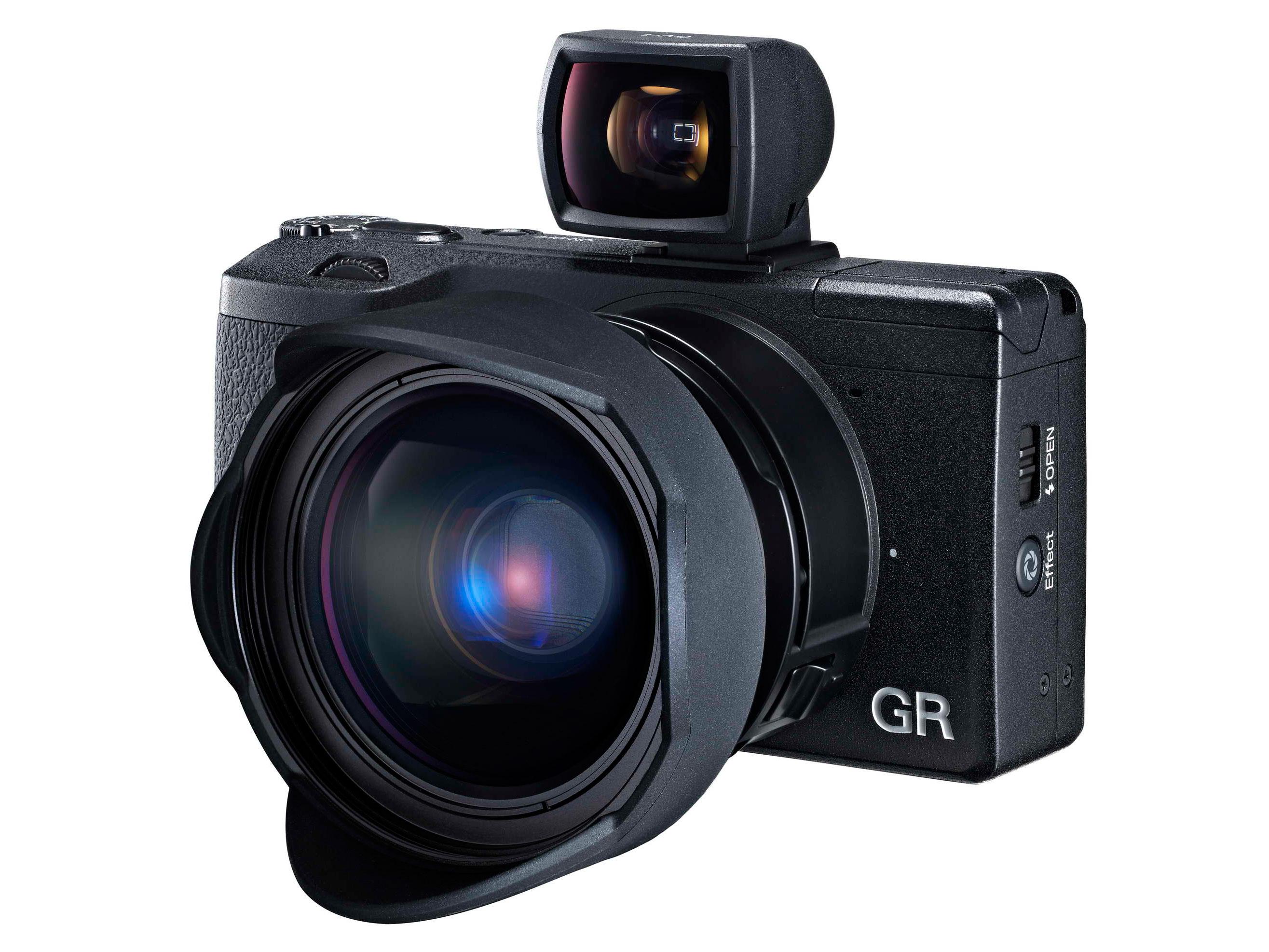 Ricoh GW-2 0.75x Wide Converter For Ricoh GR Digital III