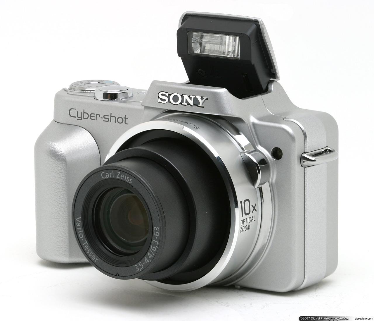 Sony DSC-V3 Camera USB Windows 7