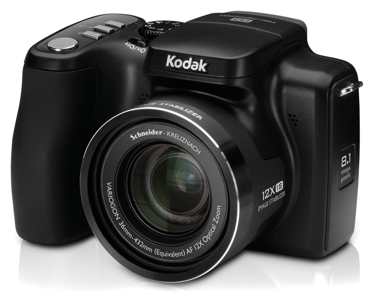 Kodak EASYSHARE goes HD: Digital Photography Review