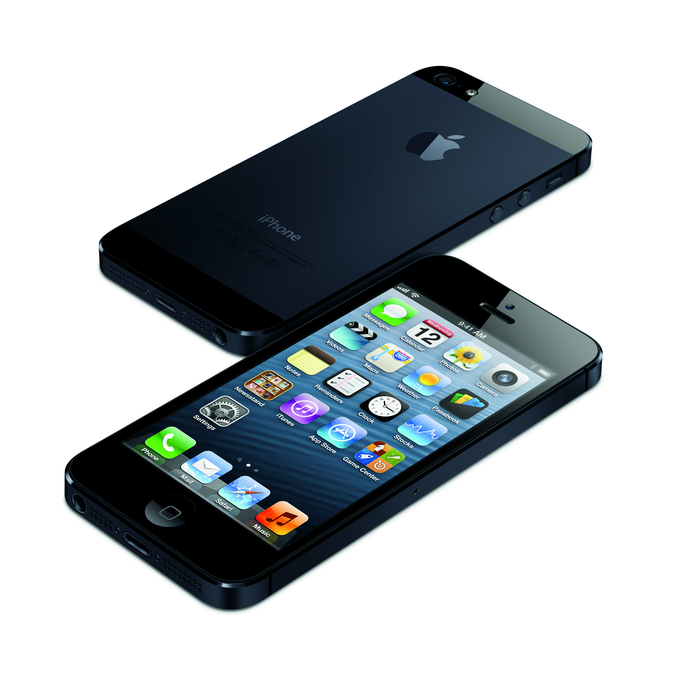 Iphone 5 back png apple iphone 5 16gb - The Iphone 5 Is The First Iphone To See A Bigger Display Profile Boasting A 4 Inch Screen With 16 9 Aspect Ratio