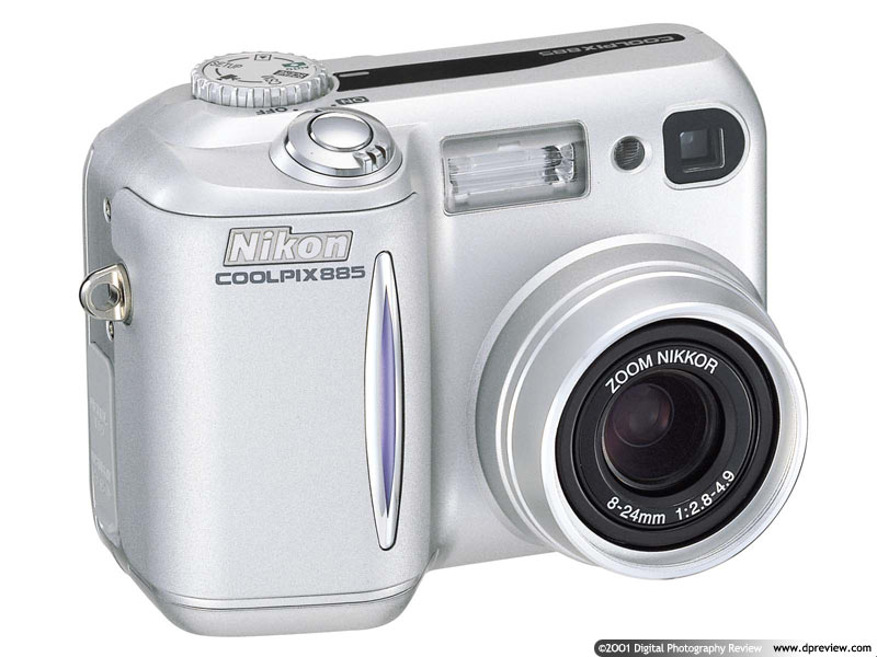 DRIVERS FOR NIKON COOLPIX 885
