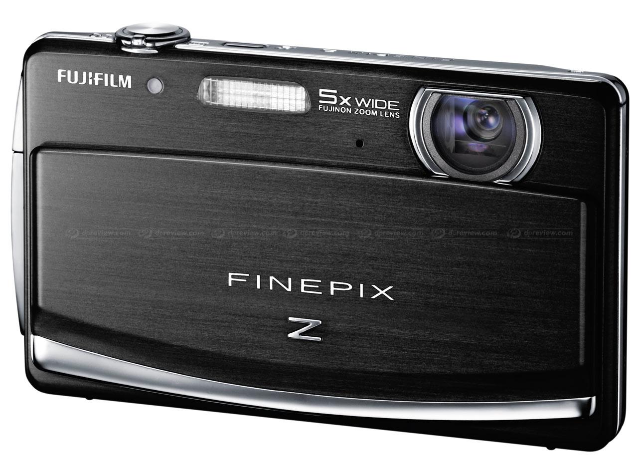 fujifilm debuts z90 ultra compact with touch screen lcd digital rh dpreview com FinePix Z100fd FinePix Z100fd