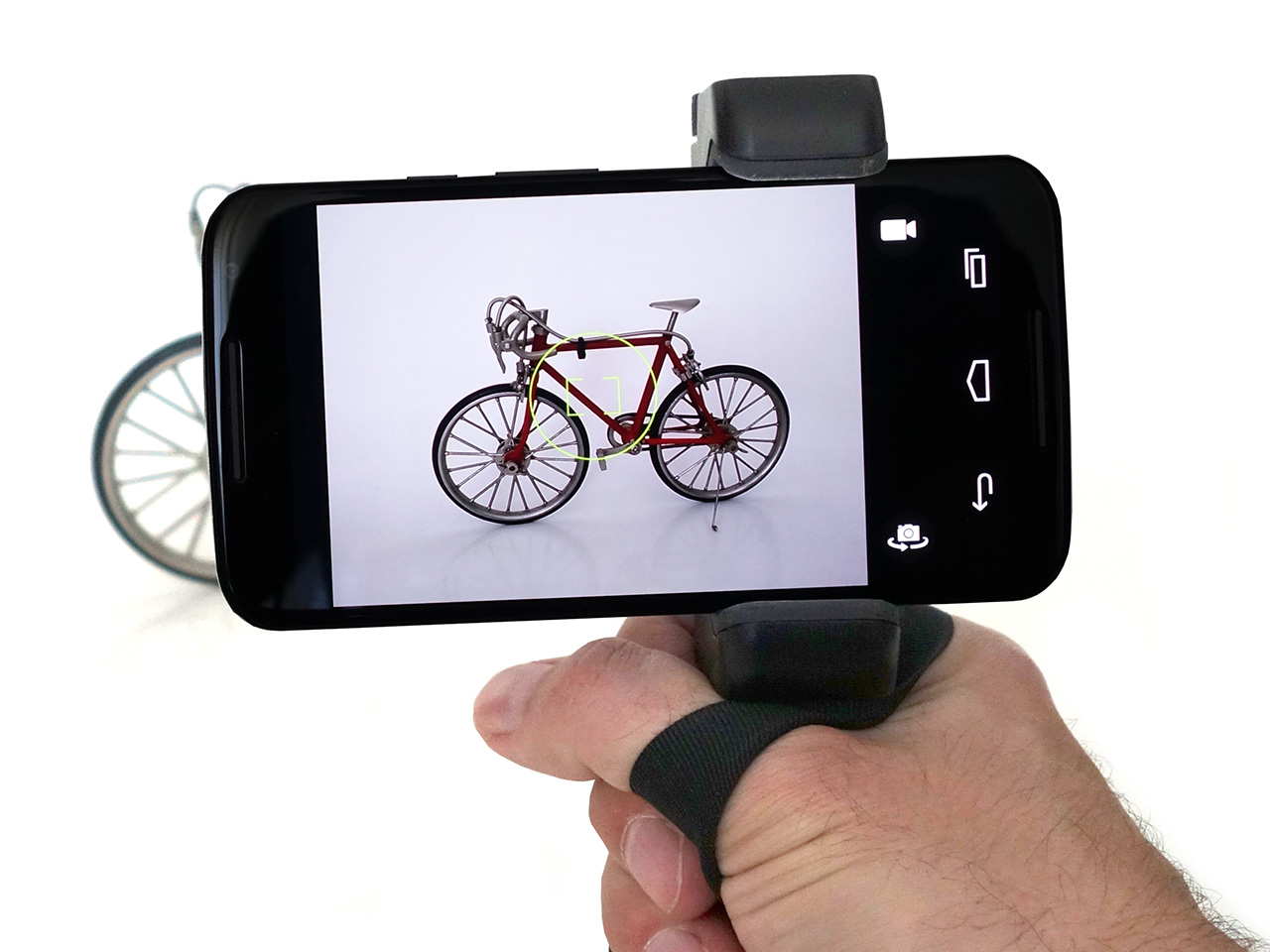 acheter en ligne fb74c 8c32f Shoulderpod S1 smartphone mount review: Digital Photography ...