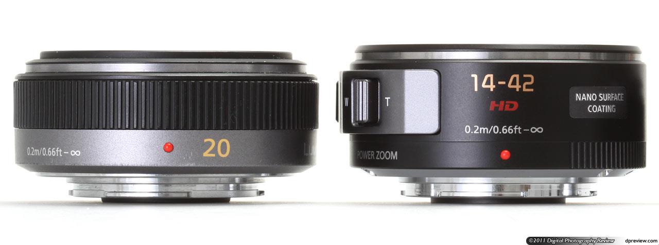 Panasonic Lumix G X Vario PZ 14-42mm f//3.5-5.6 O.I.S 10x High Definition 2 E.