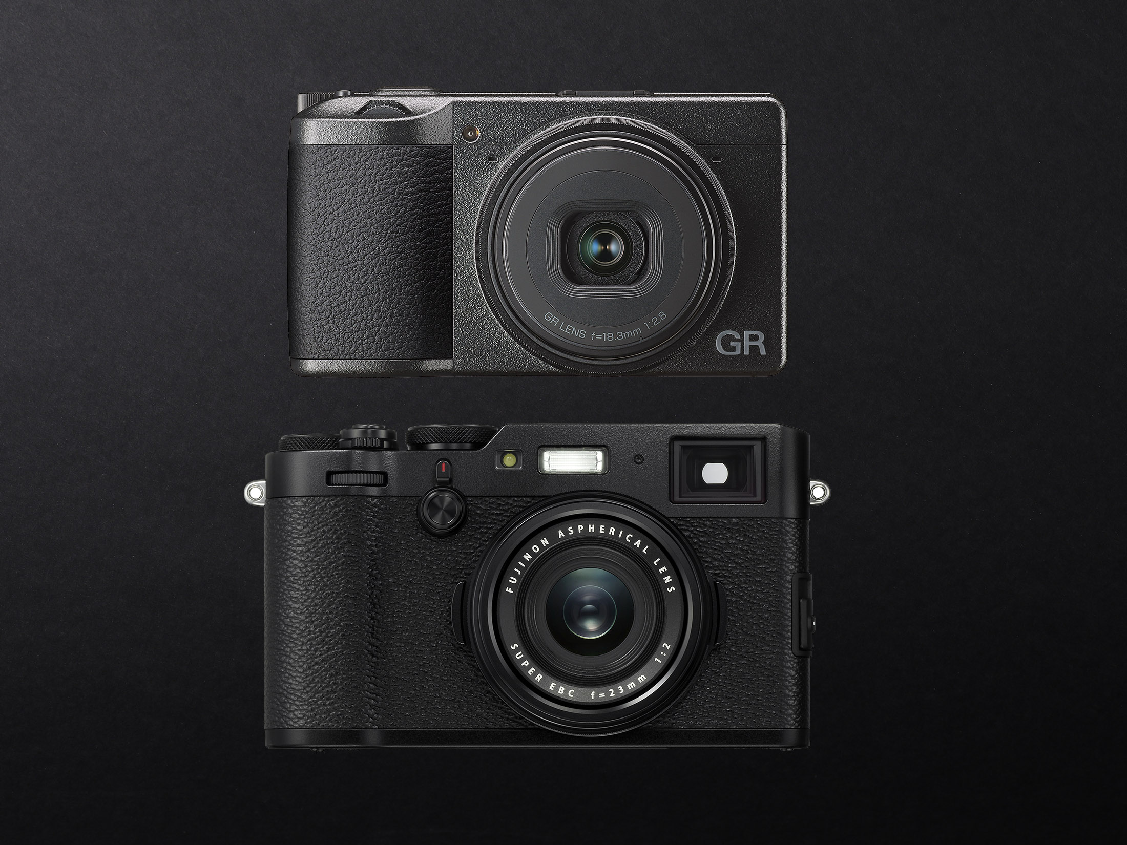 Fujifilm X100F versus Ricoh GR III: Which is better for you