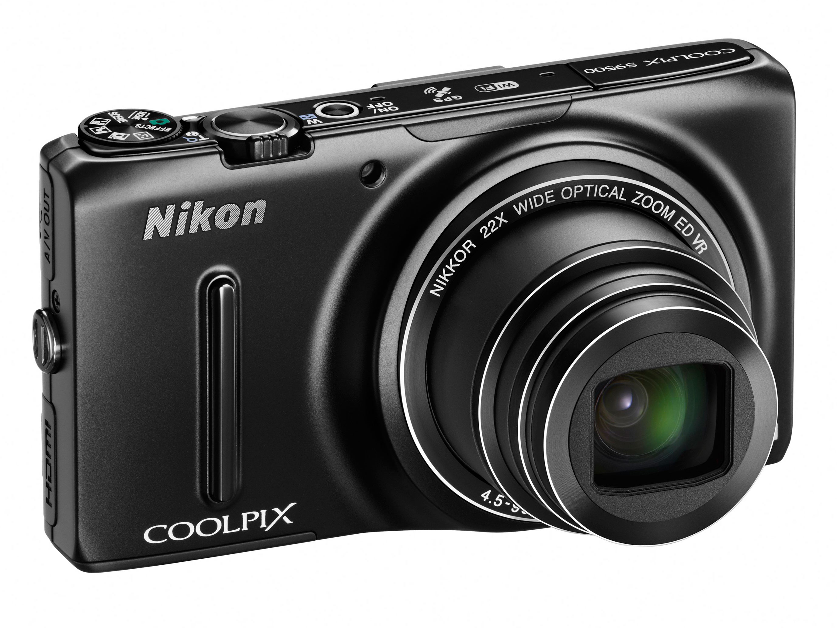 Nikon Debuts Coolpix P520 S9500 S6500 And L820 Mid Range Compacts Digital Photography Review