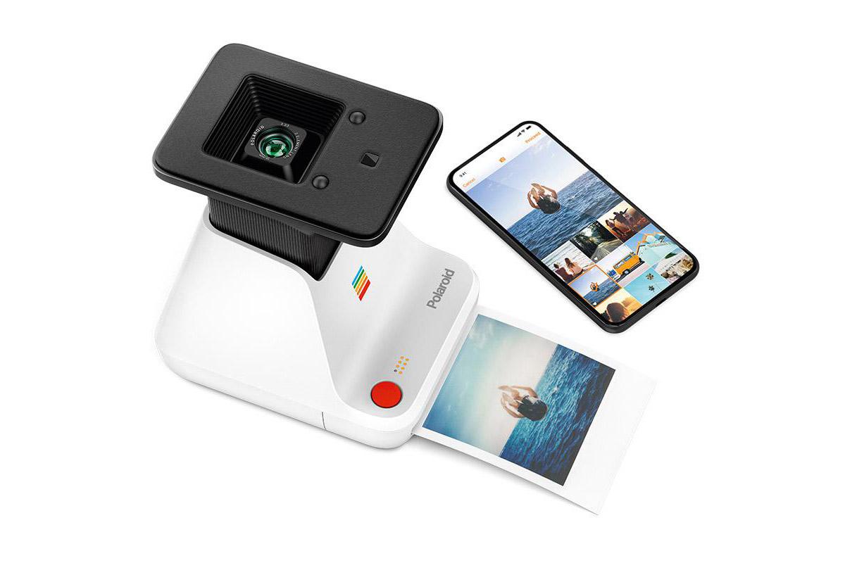The Polaroid Lab turns your digital smartphone photos into