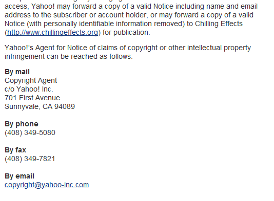 Two easy steps for using a DMCA takedown notice to battle ...