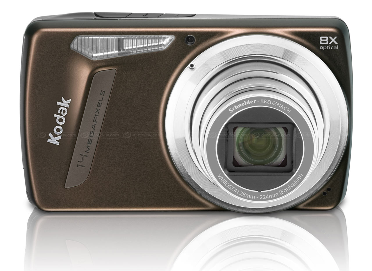 Kodak announces four EasyShare M-series cameras: Digital ...