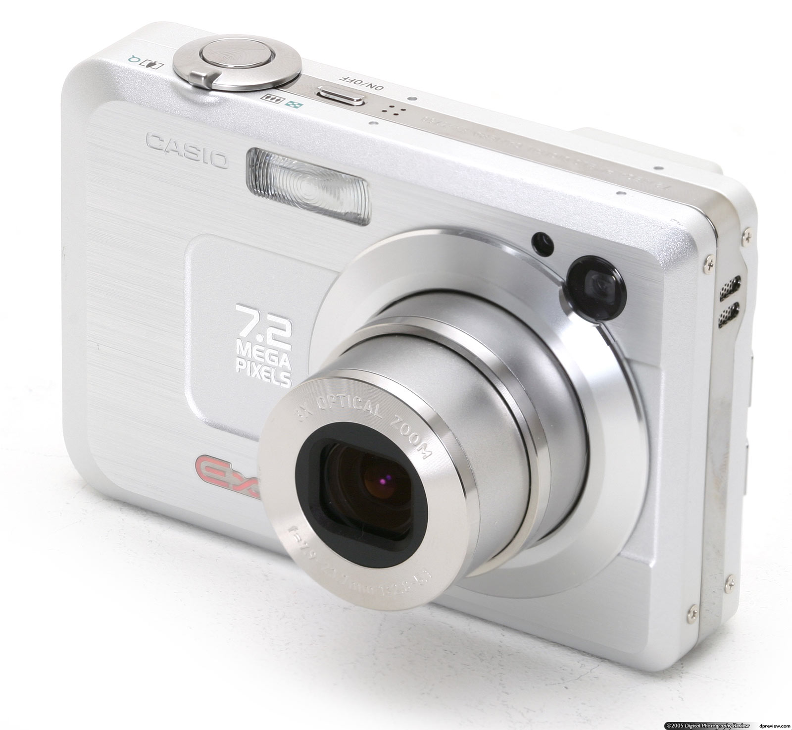 Casio Digital Camera Exilim EX-Z750 XP