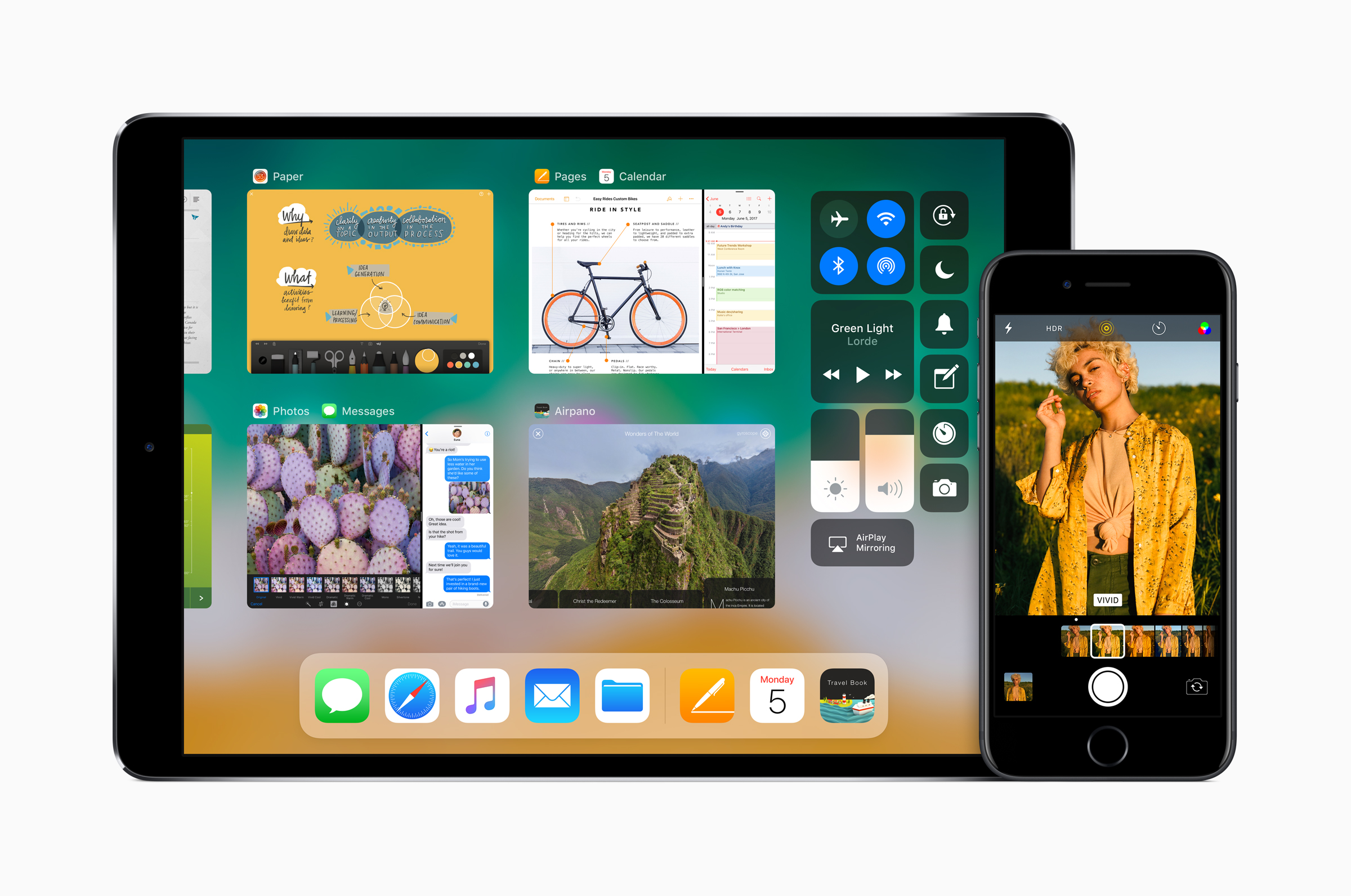 Ios 11 Brings Photo Updates To Iphone And Ipad Digital