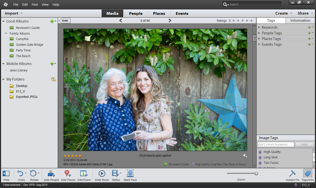 how to add text to photo in photoshop elements 9