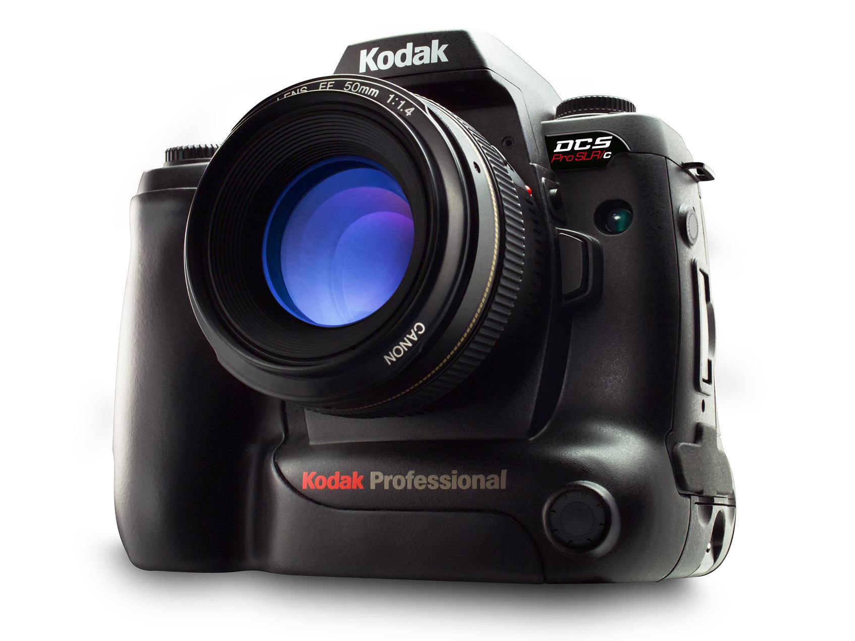 Kodak DCS Pro SLR/c, 14 mp, Canon mount: Digital Photography