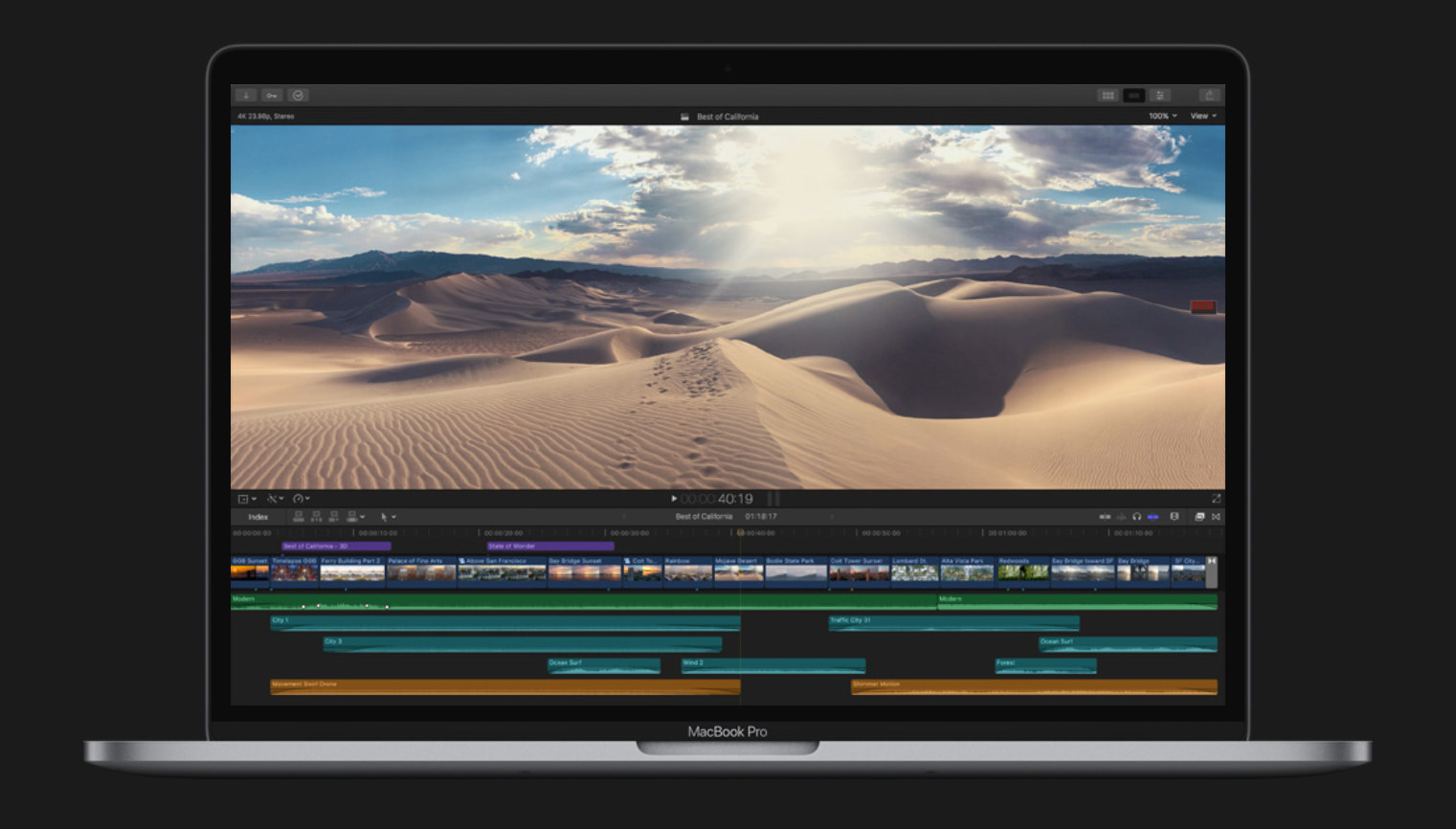 Apple Final Cut Pro X 10 4 6 update brings detect and