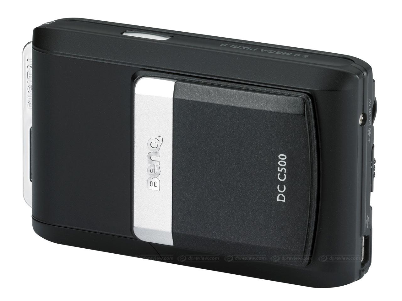BENQ CAMERA DC C500 DRIVER FOR PC