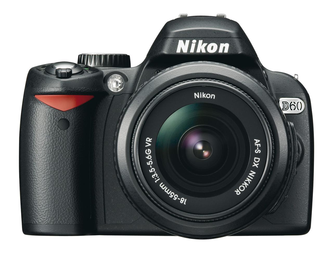 Nikon announces D60: Digital Photography Review